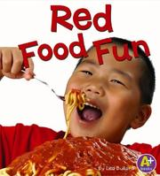 Cover of: Red food fun