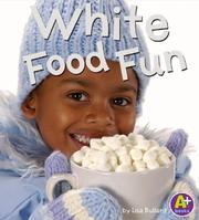 Cover of: White food fun