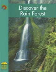 Cover of: Discover the rain forest