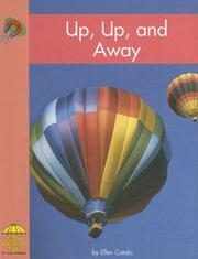 Cover of: Up, Up, And Away (Yellow Umbrella Books) | Ellen Catala