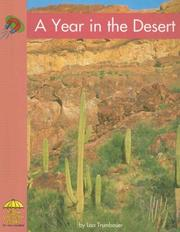 Cover of: A year in the desert