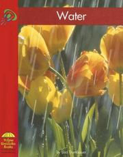 Cover of: Water: Agua / por Lisa Trumbauer.