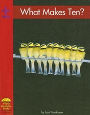 Cover of: What makes ten?