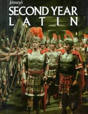 Cover of: Jenney's Second Year Latin