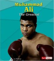 Cover of: Muhammad Ali: The Greatest (Fact Finders)
