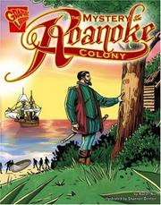 Cover of: The Mystery of the Roanoke Colony (Graphic History)