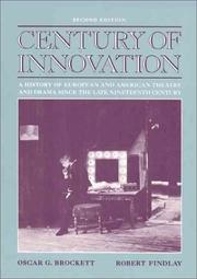 Cover of: Century of innovation