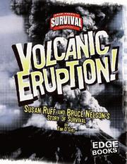 Cover of: Volcanic Eruption!
