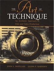 Cover of: The art of technique