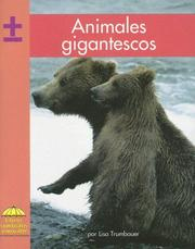 Cover of: Animal giants