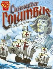 Cover of: Christopher Columbus: Famous Explorer (Graphic Biographies)