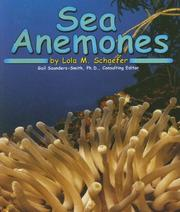 Cover of: Sea Anemones (Ocean Life)