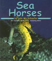 Cover of: Sea Horses (Ocean Life)