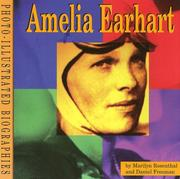 Cover of: Amelia Earhart | Daniel Freeman