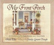 Cover of: My front porch