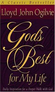 Cover of: God's Best for My Life