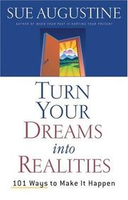 Cover of: Turn Your Dreams into Realities