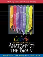 Cover of: Colorful Introduction to the Anatomy of the Human Brain, A | John P.J. Pinel