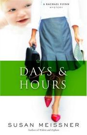 Cover of: Days and Hours (Rachael Flynn Mystery Series #3)