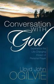 Cover of: Conversation with God