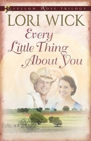 Cover of: Every Little Thing About You