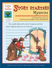 Cover of: Story Starters Mysteries (Gifted & Talented)