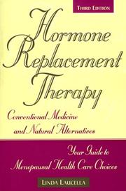 Hormone replacement therapy by Linda Laucella