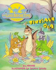 Cover of: The Land before time dinosaur Q & A