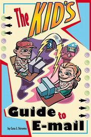 Cover of: The kid's guide to e-mail