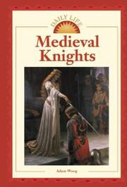 Cover of: Medieval knights