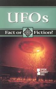 Cover of: Fact or Fiction? - UFOs