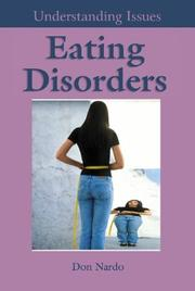 Cover of: Eating disorders