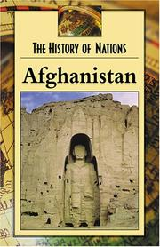 Cover of: History of Nations - Afghanistan (History of Nations)