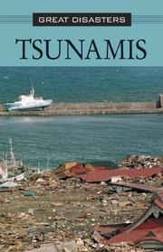 Cover of: Tsunamis | Nancy Harris