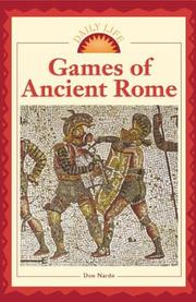 Cover of: Daily Life - Games of Ancient Rome (Daily Life)