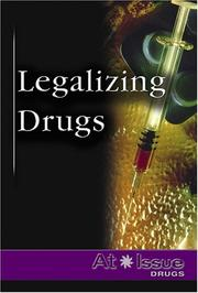 Cover of: Legalizing Drugs