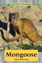 Cover of: Nature's Predators - Mongoose (Nature's Predators)