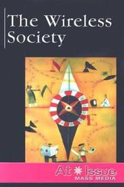 Cover of: The Wireless Society
