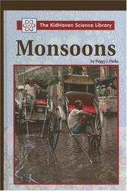 Cover of: Monsoons (Kidhaven Science Library)