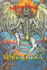 Cover of: Chupcabra (Monsters)