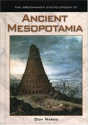 Cover of: The Greenhaven Encylopedia of Ancient Mesopotamia (Greenhaven Encylopedia)