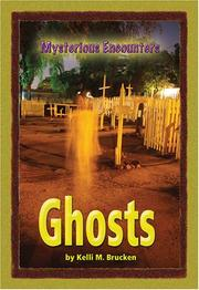 Cover of: Ghosts | Kelli M. Brucken