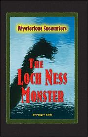 Cover of: The Loch Ness Monster (Mysterious Encounters)