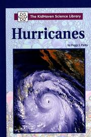 Cover of: Hurricanes