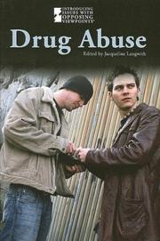 Cover of: Drug Abuse |