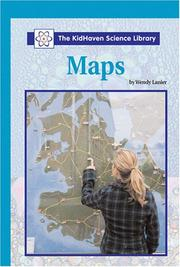 Cover of: Maps (Kidhaven Science Library) |