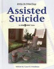 Cover of: Assisted Suicide |