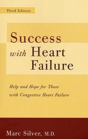 Cover of: Success with heart failure