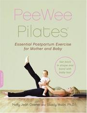 Cover of: Pee wee pilates | Holly Jean Cosner