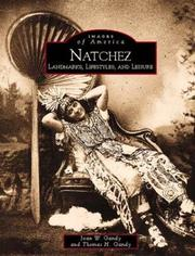 Cover of: Natchez | Joan W. Gandy